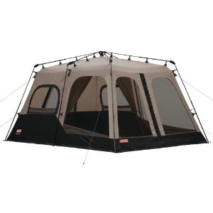 Tents with Hinged Doors