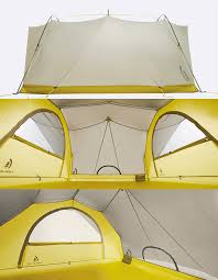 Sierra Designs Flash 3 UL Tent Features