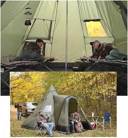 Guide Gear Teepee Tent 14 x 14