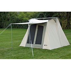 Kodiak Canvas Flex Bow 4 Person Tent Features