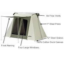 Kodiak Canvas Flex Bow 4 Person Tent