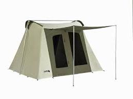 Kodiak Canvas Flex Bow Tent  sc 1 st  Big Agnes Angel Springs & Kodiak Canvas Flex Bow Tent | Home Away from Home