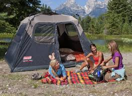 Coleman Instant 6 Person Tent