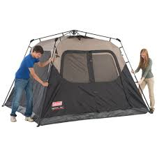 What People Say About Coleman Instant 6 Person Tent