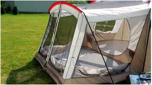 Wenzel Grandview Tent Outside
